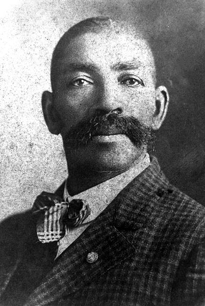 Bass Reeves first African-American Deputy US Marshal west of the Mississippi.